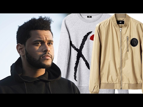 The Weeknd x H&M Clothing Collection(XO)