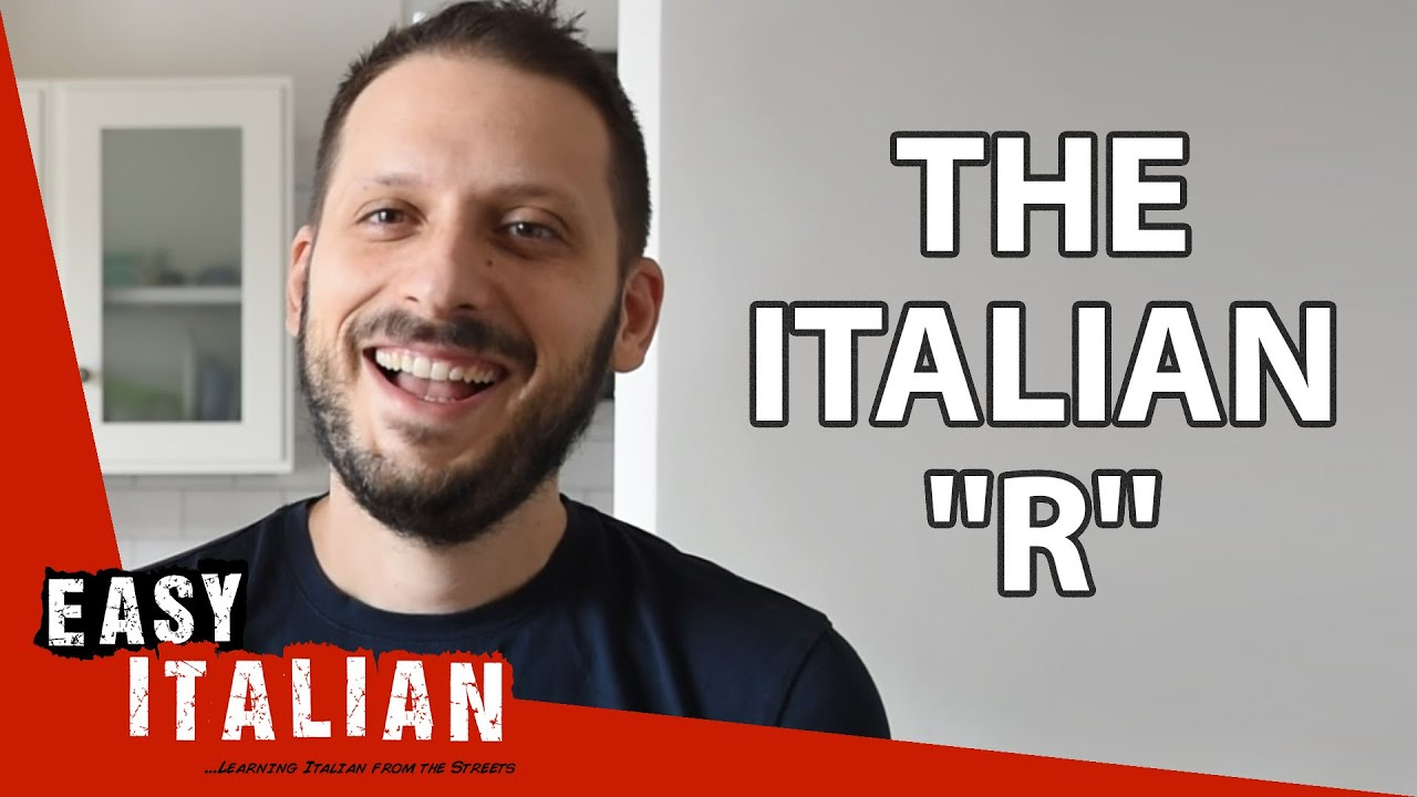 How to Roll Your R's in Italian | Easy Italian 48