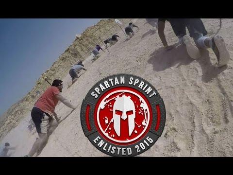 Spartan Sprint in Riyadh / تحدي السبارتان بالرياض
