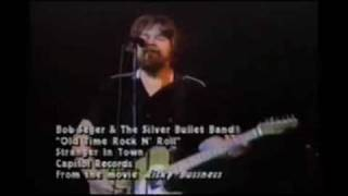 bob seger shreds old time rock and roll