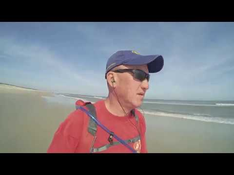 Hike To Bald Head Island From Fort Fisher
