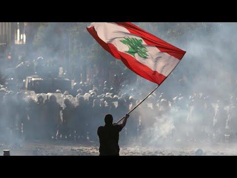 قتيل وعشرات الجرحى واقتحام مقار حكومية خلال مظاهرات عارمة ببيروت ضد الطبقة السياسية  - نشر قبل 15 ساعة