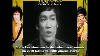 BRUCE LEE HAKKINDA 10  İLGİNÇ BİLGİ
