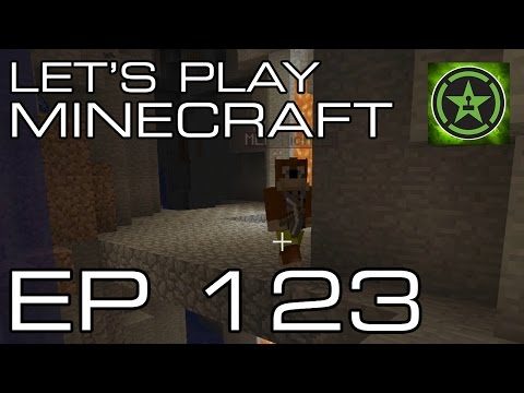 Let's Play Minecraft – Episode 123 – On a Rail 2