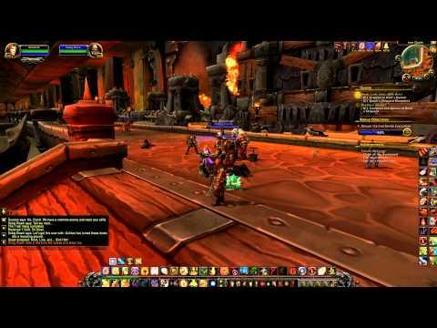 WoW: WoD 6.2 Part 1: Shipyard And Tanaan Jungle! (Horde Version)