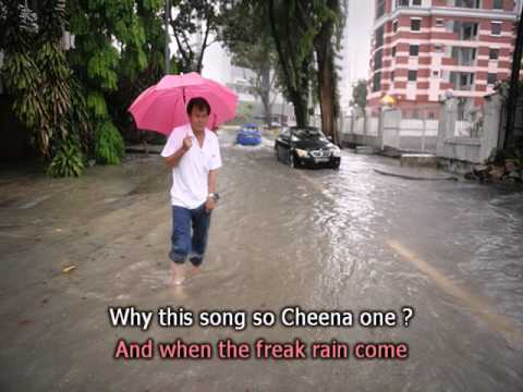 The Wave Song - Karaoke Party Sing along version