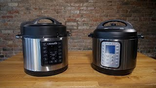 Instant Pot vs. Crock Pot: Which is the best multi-cooker?