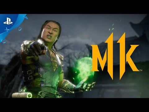 Mortal Kombat 11 Shang Tsung trailer confirms Spawn, teases Ash from Evil Dead