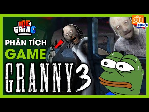 Phân Tích Game: Granny 3 - Giải Thích Toàn Bộ Cốt Truyện Bà Ngoại Ma   meGAME
