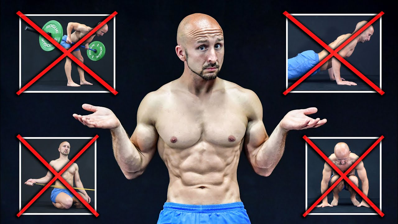 5 Exercises You're Doing WRONG All The Time!