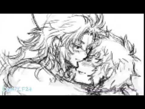 Saga × Aioros y Shaka x mu =perdón ♡