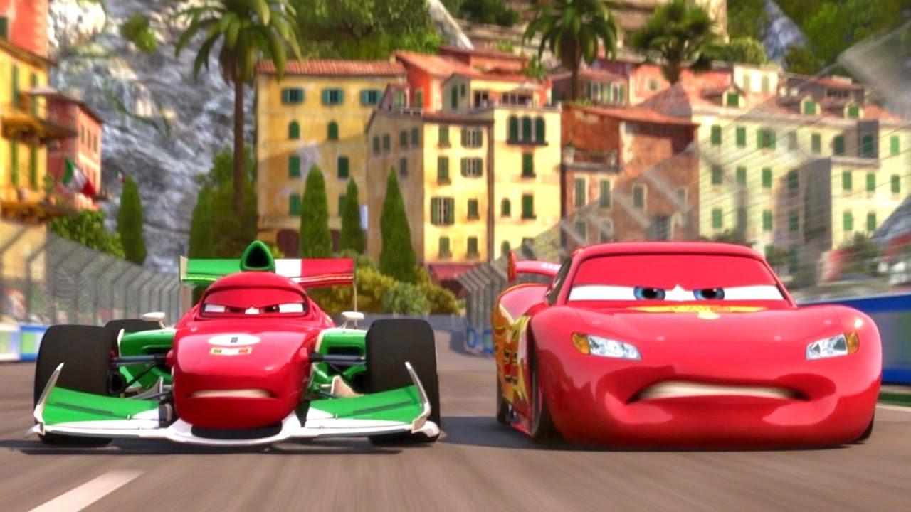 Disney Pixar Cars 2: Francesco Bernoulli - Tokyo Airport Runway ...