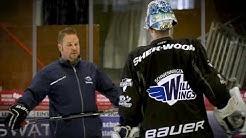 Schwenninger Wild Wings - Abschied Ilpo Kauhanen