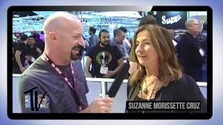 Suzanne The Drumming Bride Morissette Cruz