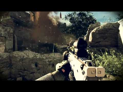 Medal of Honor Warfighter - Official Trailer - E3 2012 (Xbox 360/PS3/PC) [HD]