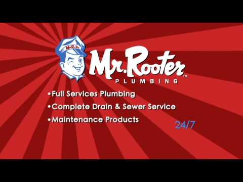 Mr. Rooter Plumbing Commercial 2013