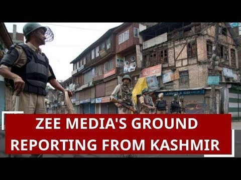 Zee Media's ground report from last village before LoC