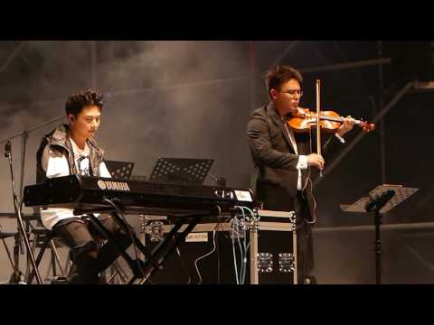 V.K克 - Wings Of Piano Live Feat.王茂榛 Piano And Violin Ver.