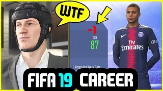 FIFA 19 CAREER MODE IS OFFICIALLY BROKEN