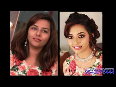 LIPDUB of Celeb VANITHA,getting ready video.Makeover by celeb Santhoshi@PLUSHBOUTIQUE&BEAUTYLOUNGE