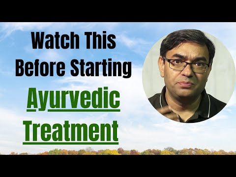 Key Consideration Before Starting Ayurvedic Treatment for Chronic Disorders
