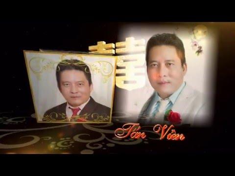Dam cuoi Vien Nguyen va Thao Ly P1