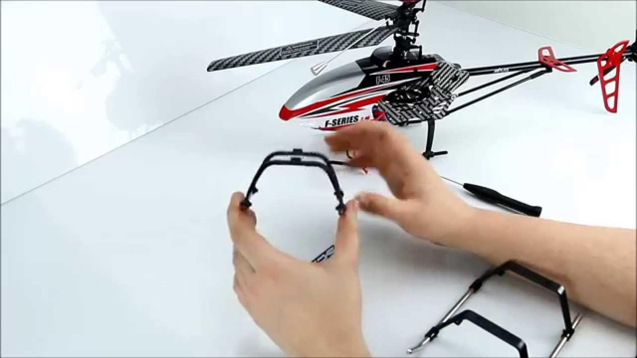 F45 Ersatzteile Hubschrauber MJX RC Helikopter Ersatzteile Hubschrauber F45