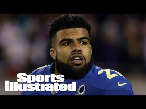 Ezekiel Elliott: Will Attempted Sex Tape Blackmail Affect Suspension? | SI NOW | Sports Illustrated