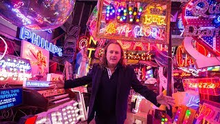 God's Own Junkyard Is London's Neon 'Wonderland': STORE CRAZY