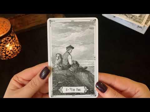 VICTORIAN TAROT ОБЗОР КОЛОДЫ  ( ВИКТОРИАНСКОЕ ТАРО #Victorian Tarot )