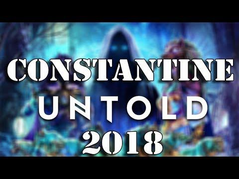 Untold 2018 - Constantine Constantine ( Prod. by Clanker Jones )