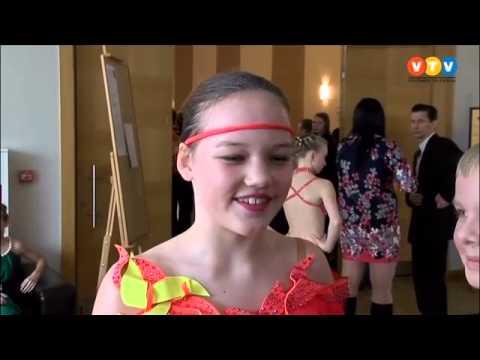 Sporta deju festivāls Madonas valsis 2014