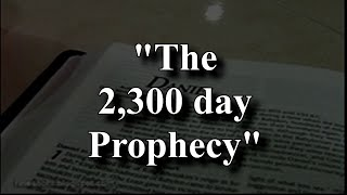 "Adventist Heritage Month 2015 -""The 2300 Day Prophecy"" presentation by Pasi Guti - 17th October 2015"