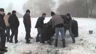 Carbidkanon Weerselo 2010 - Grootste van Nederland
