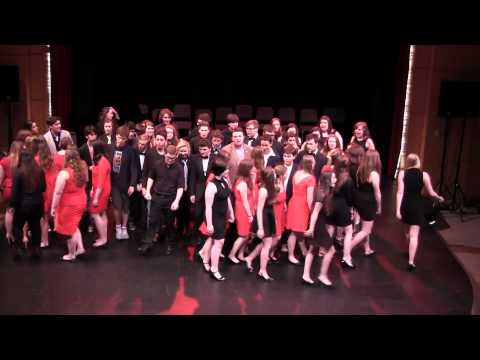 The Lumi Freakin' 'DipTones - 2014 Marblehead High School Spring Concert