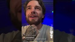 Liam Payne about One Direction and Adore You in his Livestream