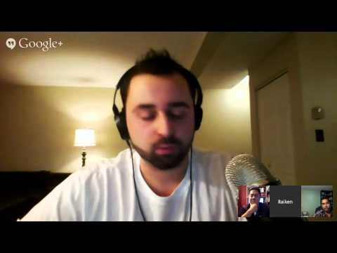 GREEN ROOM HANGOUT #38 - LAW OF ATTRACTION