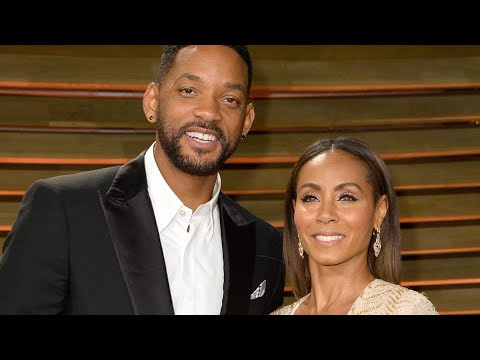 Why Jada Pinkett Smith Says She and Will Smith Will 'Never' Divorce