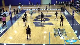 Terry Liskevych - Volleyball Hitting Drill - Art of Coaching VB