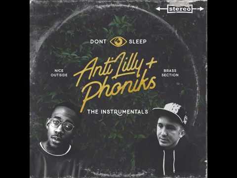 Anti-Lilly & Phoniks - The Instrumentals [Full Album]