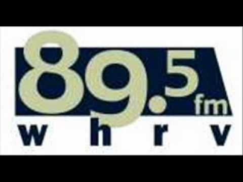 WHRV-FM 89.5 Sign-Off, April 1992