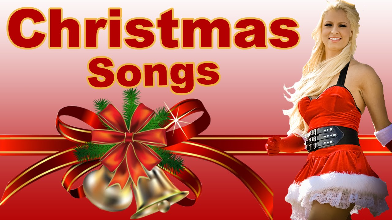 Christmas Songs Carols Music to Listen - Merry Holidays Videos ...