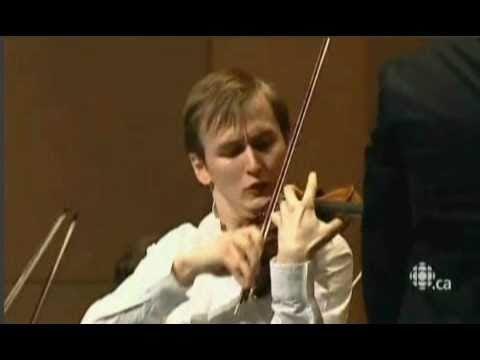 Nikita Borisoglebsky - Brahms - 1st movement (1 of 3)