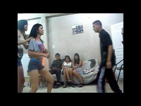 Baile Turro Mega Tirate Un Paso ♪♫ Felix & Las Wachiturras XD