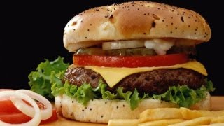 Кулинарный мастер класс  Бургер из говядины