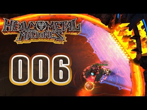 Heavy Metal Machines #006: Die Tormann-Taktik | Gameplay Deutsch