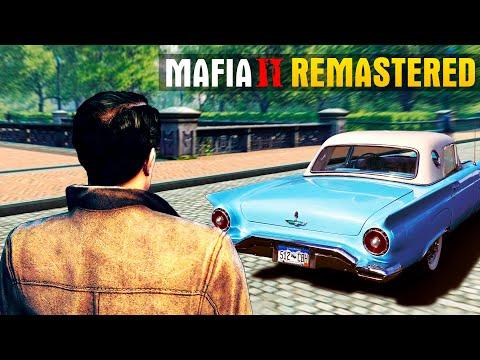 Mafia 2 Remastered - НОВАЯ ГРАФИКА! (+Ссылка скачать): Обзор глобального мода для Мафия 2