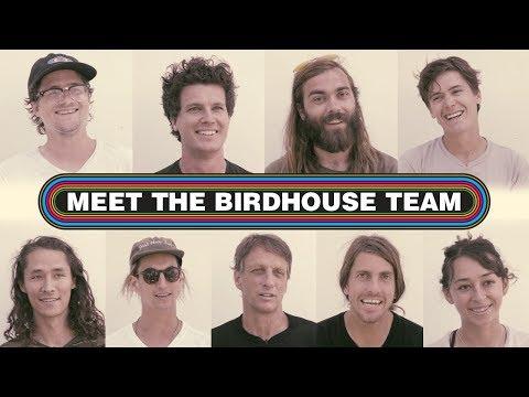 Meet the Birdhouse Team