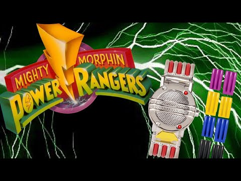 Mighty Morphin Power Rangers Legacy Communicator Review