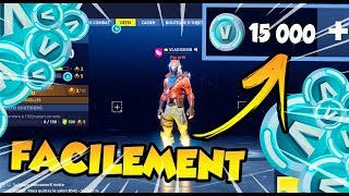 HOW to HAVE V-BUCKS AND ILLIMITE ON FORTNITE!!